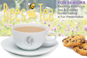 Bees & Tea Senior Program