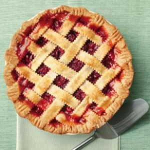 honey cherry pie