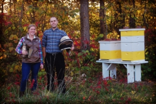 Southwest Honey Co. Alex Cornwell & Megan Ryan
