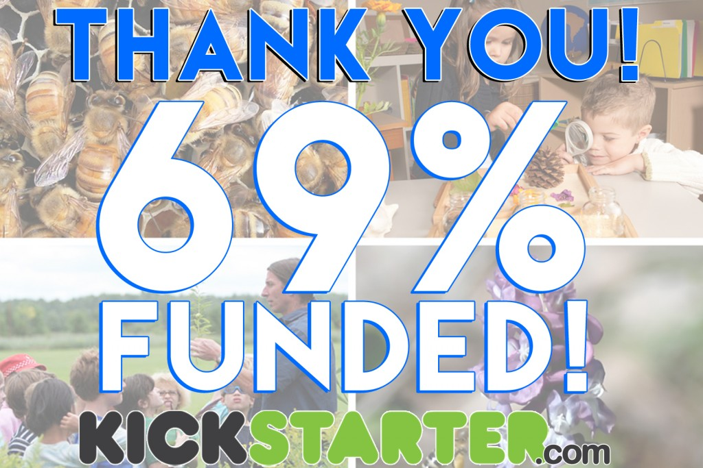 Thank You 69% Funded