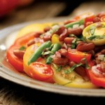 Thursday's BUZZworthy Recipe: Bean and Tomato Salad with Honey Vinaigrette