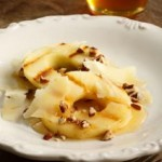 Thursday's BUZZworthy Recipe: Grilled Apples with Cheese and Honey