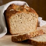 Thursday's BUZZworthy Recipe: Honey Oat Quick Bread