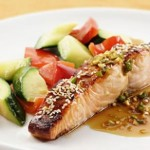 Thursday's BUZZworthy Recipe: Honey-Soy Broiled Salmon