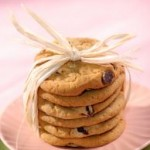 Bee Nutty Choco-Chip Cookies- Thursday's BUZZworthy Recipe