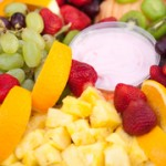 Honey Kiwi Raspberry Fruit Dip- Thursday's BUZZworthy Recipe
