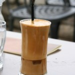 Frosty Honey Latte- Thursday's BUZZworthy Recipe