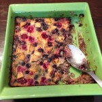 Honey Quinoa Breakfast Bake- Thursday's BUZZworthy Recipe