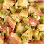 Red-Skin Potato Salad with Honey Dill Dressing- Thursday's BUZZworthy Recipe