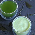Thursday's BUZZworthy Recipe: Green Smoothie and Juice