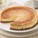 Honey Ricotta Cheesecake: Wednesday's BUZZworthy Recipe
