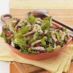 Chicken Salad with Red Grapes and Citrus-Honey Dressing: Wednesday's BUZZworthy Recipe