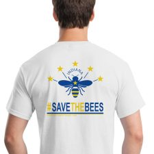 T-shirt - #savebees