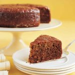 Walnut Honey Cake: Wednesday's BUZZworthy Recipe