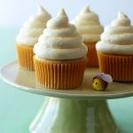 Lemon-Honey Cupcakes: Wednesday's BUZZworthy Recipe