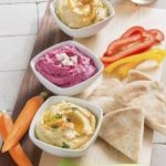 Alfalfa Honey & Lemon Hummus: Wednesday's BUZZworthy Recipe