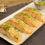 Baked Salmon with Honey Mustard Sauce: Wednesday's BUZZworthy Recipe